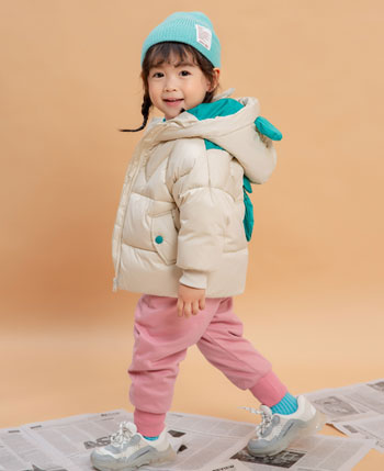 小鬼��家2019冬季童�b