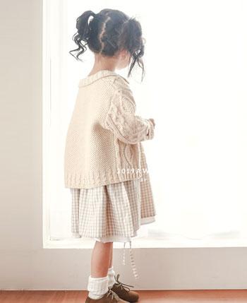 李田童装产品