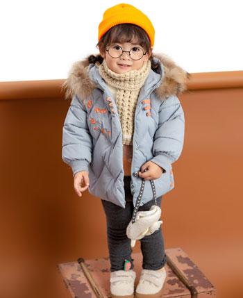 小鬼當家童裝產品