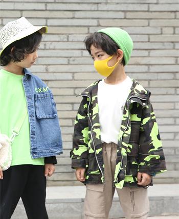 洛小米童装产品