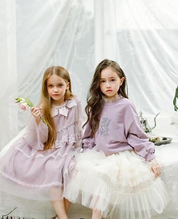 安黎小镇童装产品