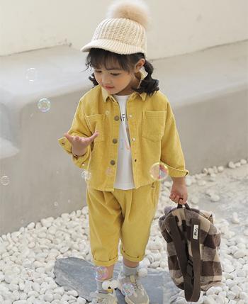 洛小米童裝產品