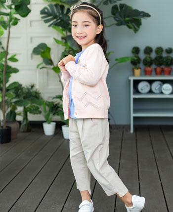 塔噠兒童裝產品