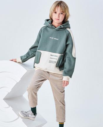 七彩摇篮童装产品