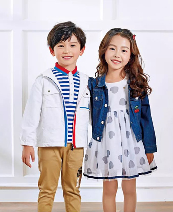 嗒嘀嗒童装产品