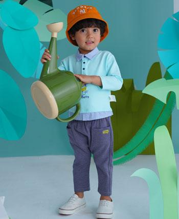 青蛙王子童裝產品