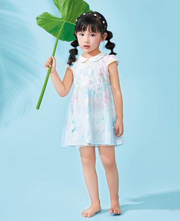 海威邇童裝產品
