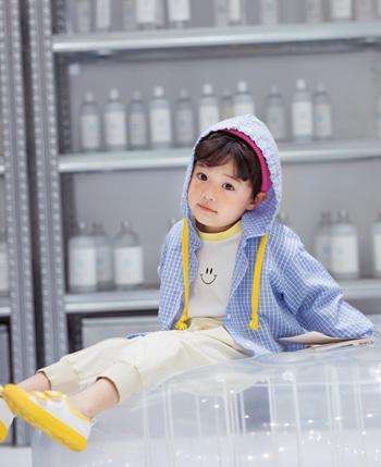 花田彩童装产品