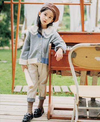 拉斐貝貝2020秋季童裝