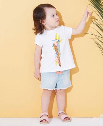 卓兒童裝產品