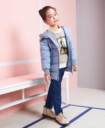 杰米熊2020冬季童装