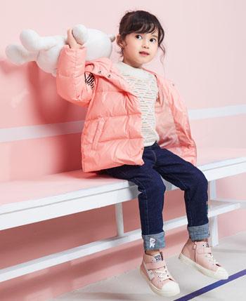 杰米熊2020冬季童裝