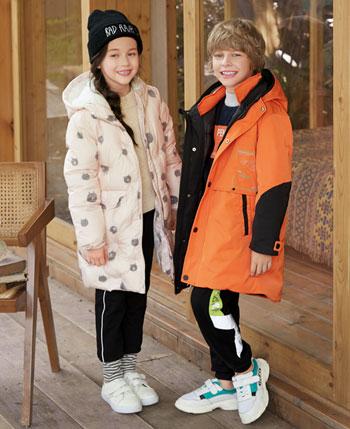 鉛筆俱樂部2020冬季童裝