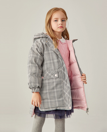 安奈儿童装产品