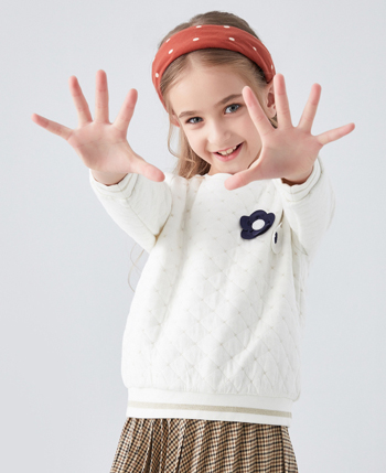 安奈兒童裝產品