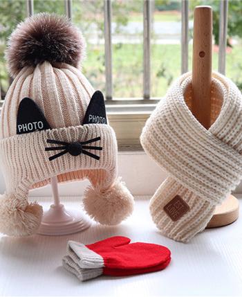 猫咪精灵童装产品