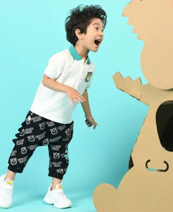 卜吉熊童裝產品