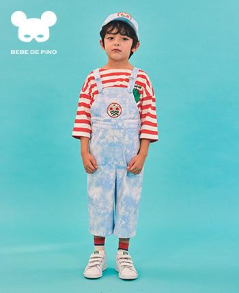 贝贝品诺童装产品