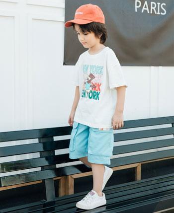 迪士汤姆童装产品