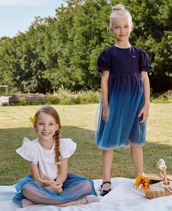 诺贝达童装产品