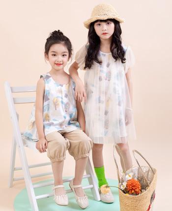 棉繪童裝產品