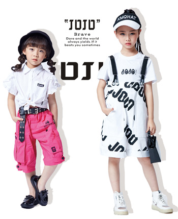 JOJO童裝產品
