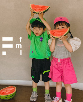 芙米拉童装产品