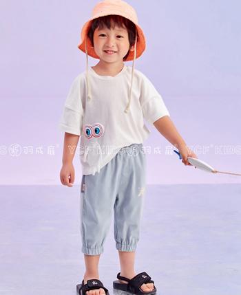 羽成扉童装产品