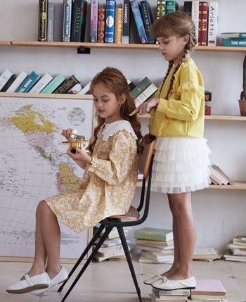 諾貝達童裝產品