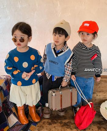 阿娜熙童装产品
