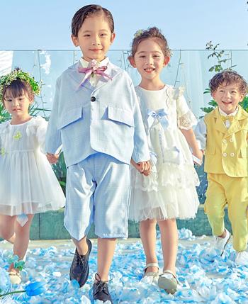 米拉米諾童裝產品
