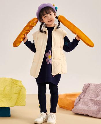 优露童装产品