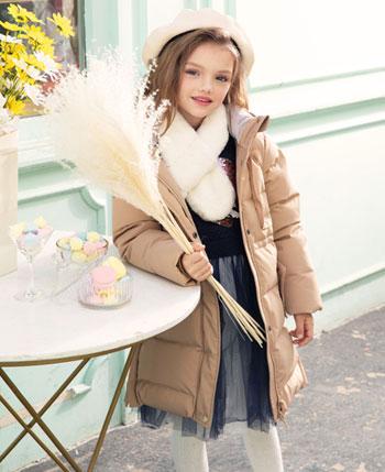 暇步士2021冬季童装