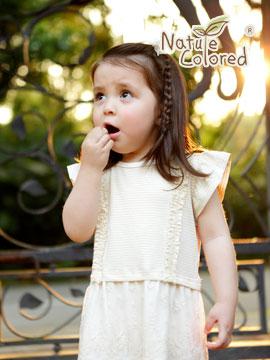 本色棉婴幼童最新产品图