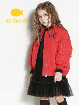 時尚小魚2018冬季童裝
