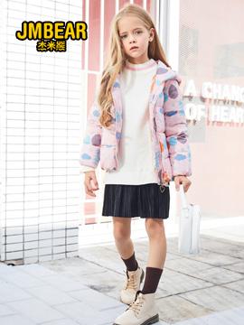 杰米熊2019冬季童裝