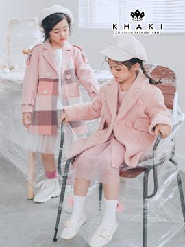 卡琪屋2019秋冬童裝
