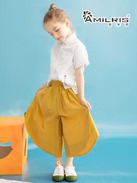 安米莉2020夏季童裝