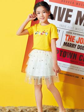 海威邇2020夏季女童裝