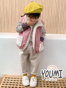 幼米2020秋冬童装
