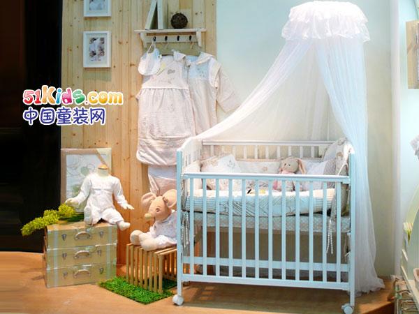 蒙蒙摩米童装品牌店铺形象
