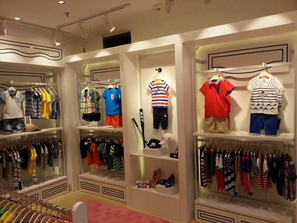 SFIT KIDS童装品牌店铺形象