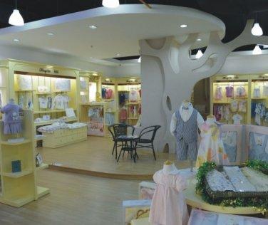 童泰婴童用品品牌店铺形象