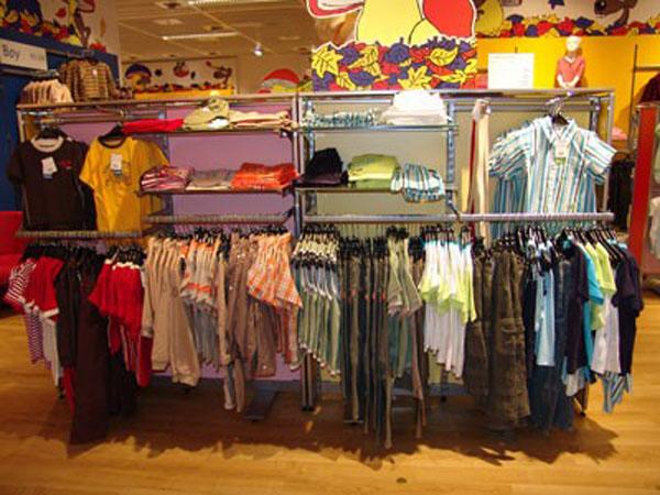 小可米露童装品牌店铺形象