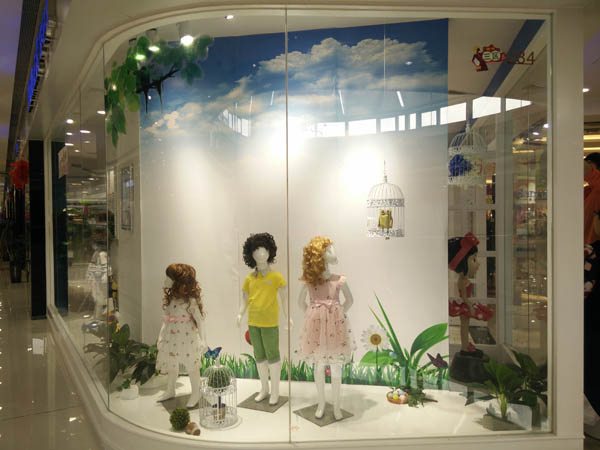 塔哒儿童装惠安实体店