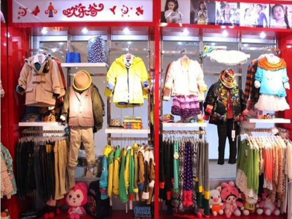 欢乐谷店铺形象(3)
