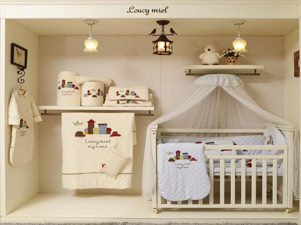 路西米兒童裝品牌店鋪形象