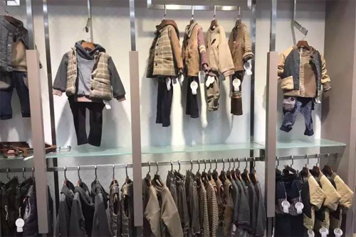 CHERISH FOREVER童装品牌店铺形象