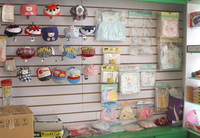 婴之谷童装品牌店铺形象