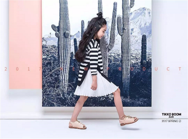 TIKKO ROOM童装品牌店铺形象